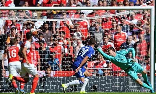 TRỰC TIẾP Chelsea - Arsenal: Chiến thắng thuyết phục (KT) - 4