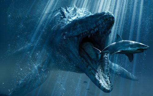 """""""Thế giới khủng long"""" sẽ cho ra mắt phần tiếp theo - 2"""