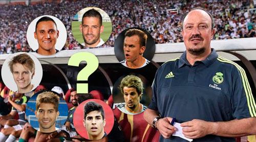 """Real: Benitez trước nhiệm vụ """"dọn dẹp đội hình"""" - 1"""