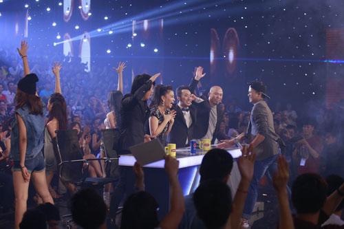 Trọng Hiếu trở thành quán quân Vietnam Idol mùa thứ 6 - 8