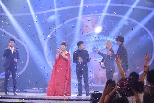 Trọng Hiếu trở thành quán quân Vietnam Idol mùa thứ 6 - 1