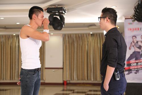 VNTM: Thí sinh nức nở vì giám khảo bắt bỏ người yêu - 1