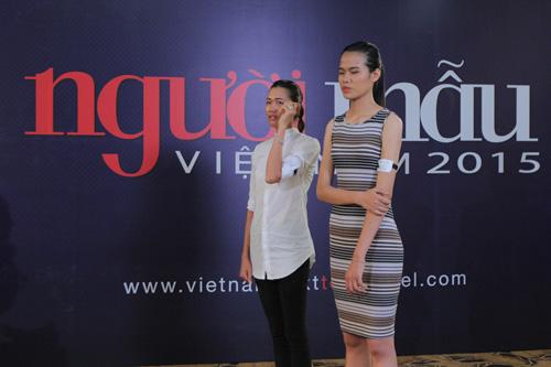 VNTM: Thí sinh nức nở vì giám khảo bắt bỏ người yêu - 2