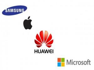 """Huawei đã """"vượt mặt"""" Microsoft trong mảng di động"""