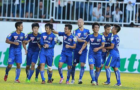 HA Gia Lai rớt hạng, V-League ít vui đi - 1