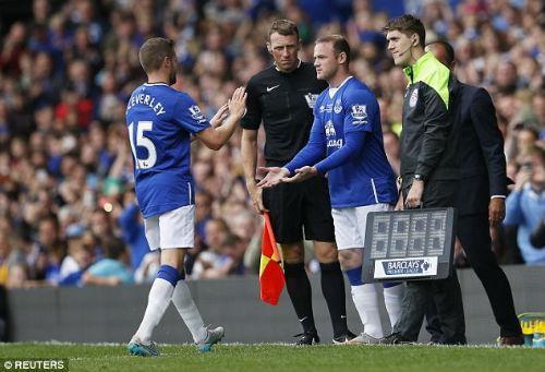 Dẹp bỏ hiềm khích, Rooney trở lại khoác áo Everton - 4