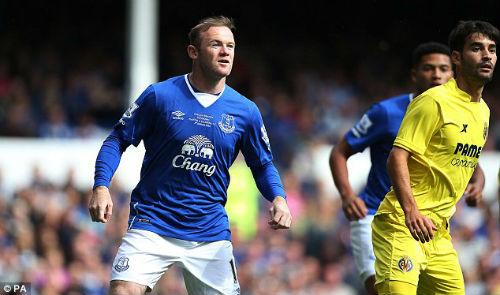 Dẹp bỏ hiềm khích, Rooney trở lại khoác áo Everton - 5