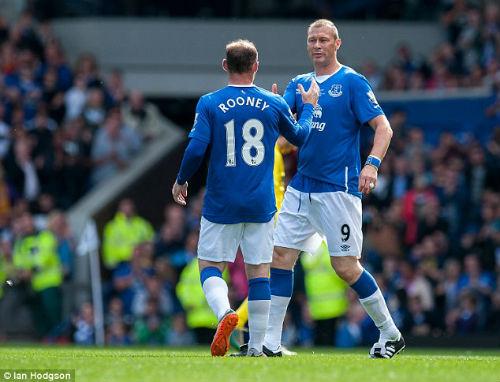 Dẹp bỏ hiềm khích, Rooney trở lại khoác áo Everton - 8