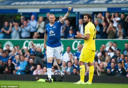 Dẹp bỏ hiềm khích, Rooney trở lại khoác áo Everton - 7