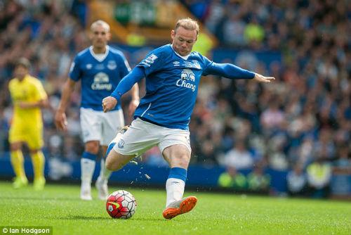 Dẹp bỏ hiềm khích, Rooney trở lại khoác áo Everton - 6