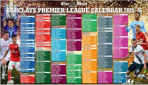 Premier League còn 5 ngày: Arsenal mất Wilshere đầu mùa - 2