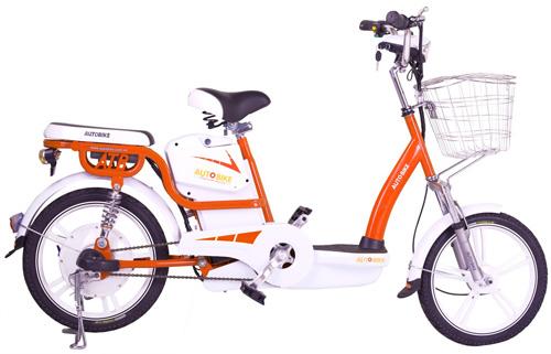 Autobike - Xe điện do người Việt thiết kế và sản xuất - 1