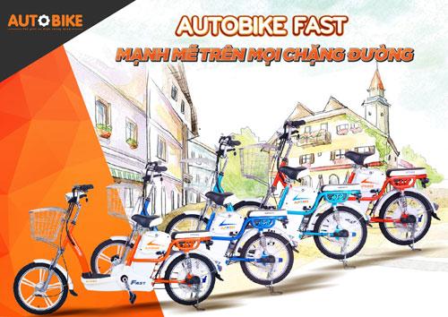 Autobike - Xe điện do người Việt thiết kế và sản xuất - 2