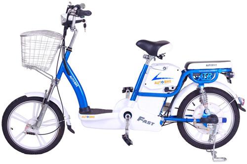 Autobike - Xe điện do người Việt thiết kế và sản xuất - 4