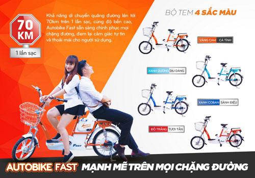 Autobike - Xe điện do người Việt thiết kế và sản xuất - 5
