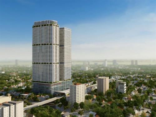 Chào bán căn hộ dự án Discovery Complex - 1