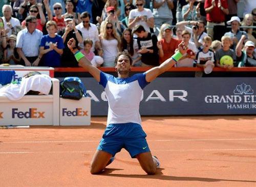 BXH tennis 3/8: Nadal lập kỳ tích đi vào lịch sử - 1