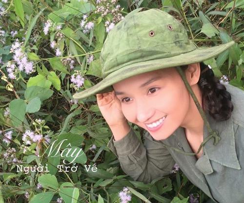 Lã Thanh Huyền dầm mưa lạnh 5-7 độ C vì phim chiến tranh - 1