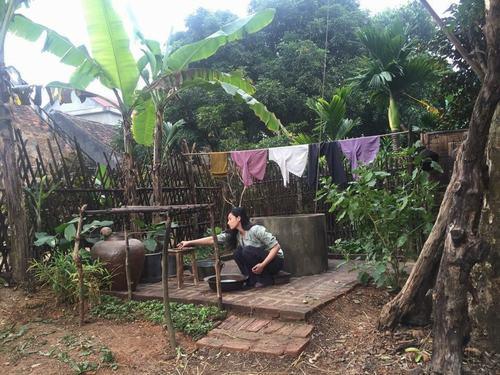 Lã Thanh Huyền dầm mưa lạnh 5-7 độ C vì phim chiến tranh - 8