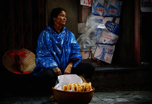 Hà Nội: Nao lòng những đêm mưa tháng 8 - 8