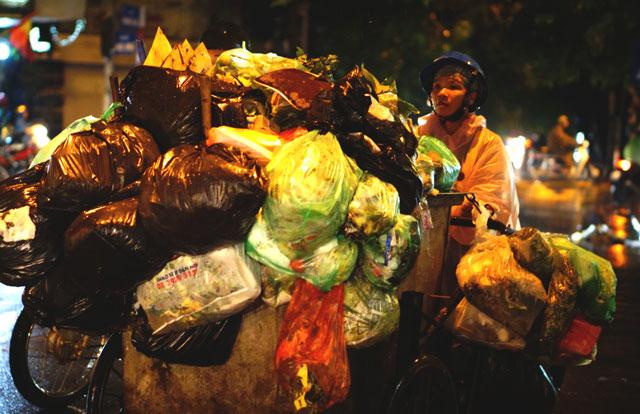 Hà Nội: Nao lòng những đêm mưa tháng 8 - 5