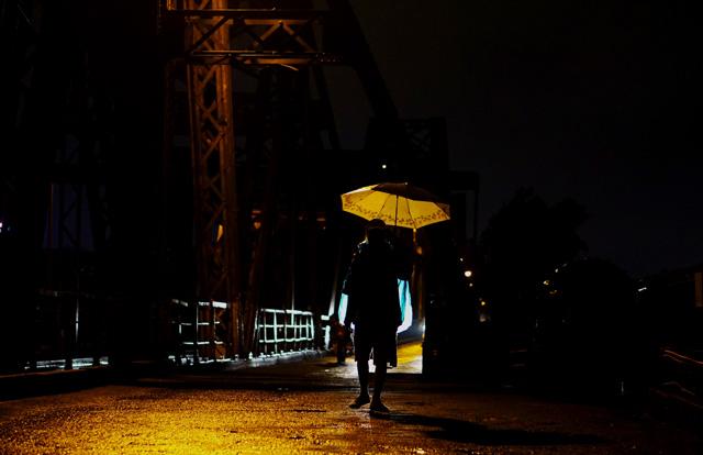 Hà Nội: Nao lòng những đêm mưa tháng 8 - 2