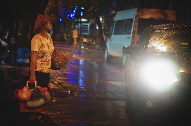 Hà Nội: Nao lòng những đêm mưa tháng 8 - 10