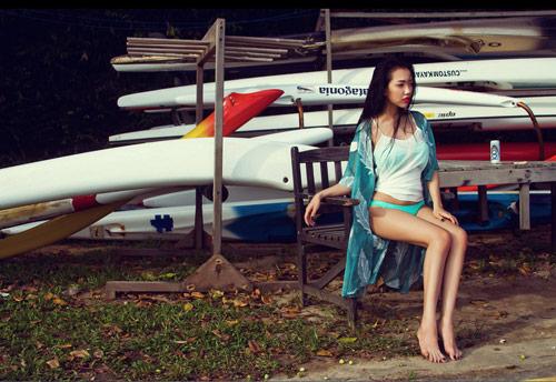 Hotgirl Joxy Thùy Linh gợi ý chọn bikini du lịch biển - 12