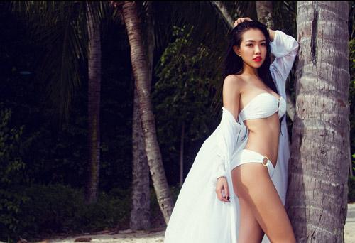 Hotgirl Joxy Thùy Linh gợi ý chọn bikini du lịch biển - 7