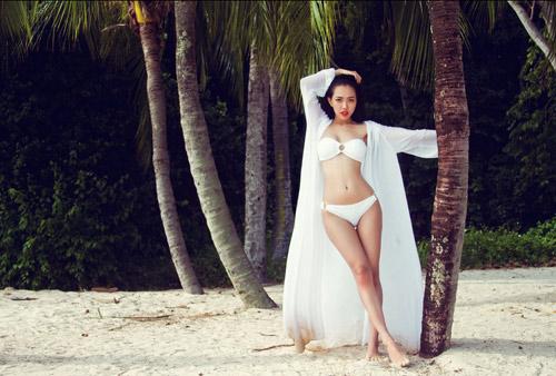 Hotgirl Joxy Thùy Linh gợi ý chọn bikini du lịch biển - 8