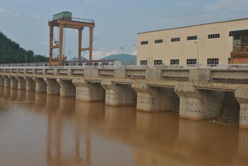 Nước sông Mã dâng cao, Quốc lộ 15A ngập cục bộ - 6