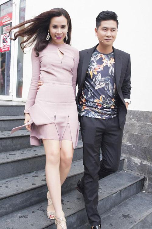 Ca sĩ Lưu Hương Giang khoe váy hiệu 140 triệu đồng - 2