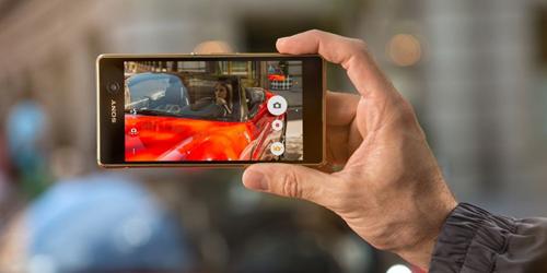 Sony Xperia M5 trình làng: Siêu smartphone tầm trung - 1