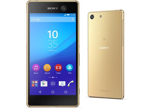Sony Xperia M5 trình làng: Siêu smartphone tầm trung - 3