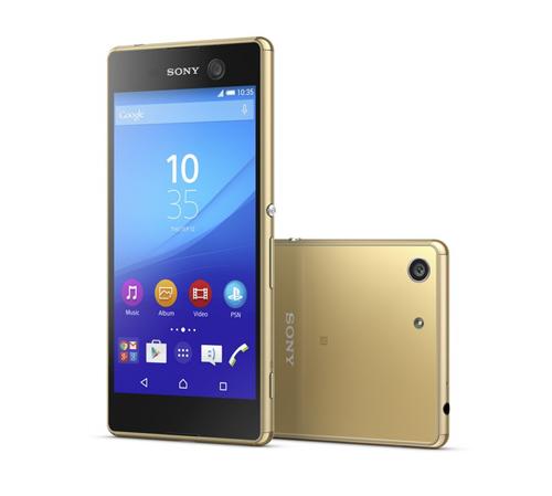 Sony Xperia M5 trình làng: Siêu smartphone tầm trung - 5