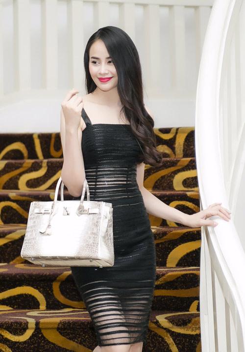 Hot girl Sella Trương bất ngờ trở lại showbiz - 5
