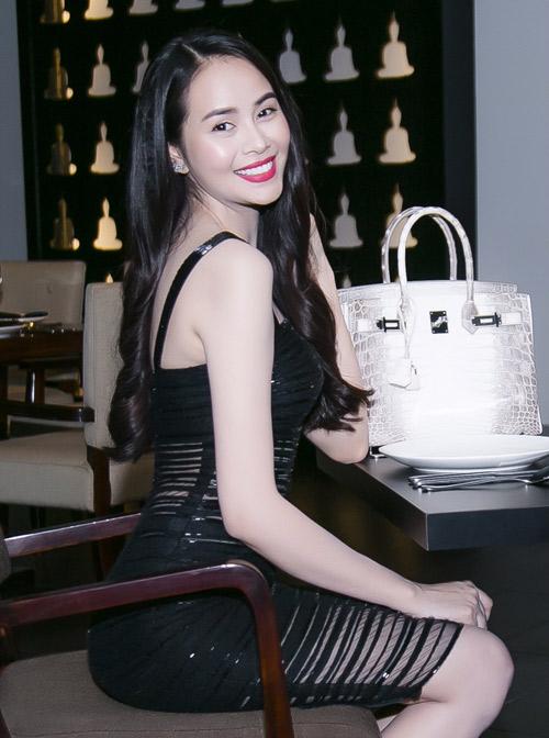 Hot girl Sella Trương bất ngờ trở lại showbiz - 7