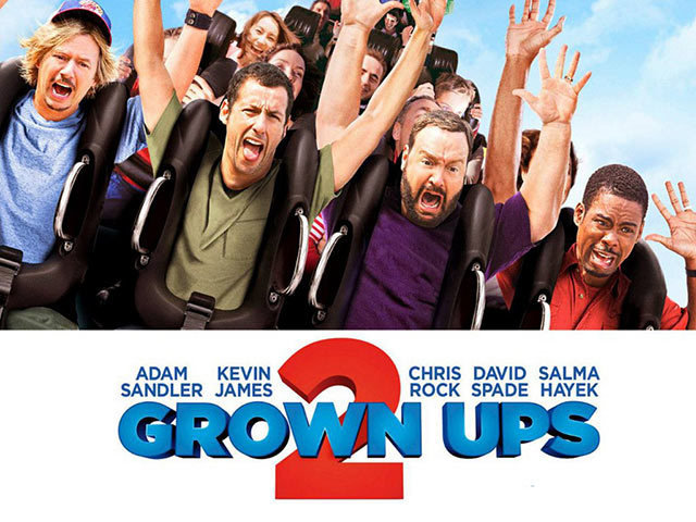 Trailer phim: Grown Ups 2