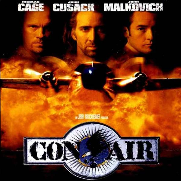 Trailer phim: Con Air - 1
