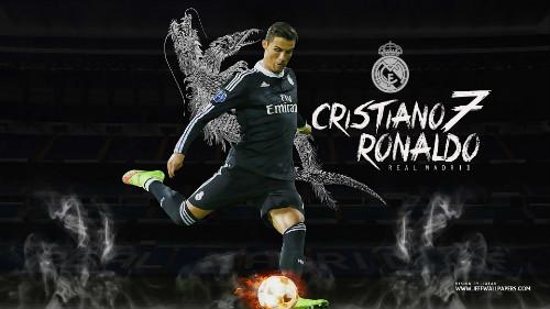 "Ronaldo: ""Vua"" một chạm mới của La Liga - 1"