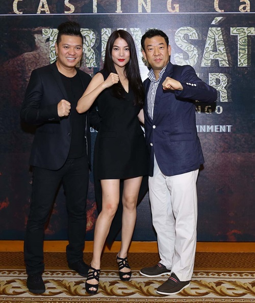 Dàn sao Việt đi casting phim mới của Trương Ngọc Ánh - 1