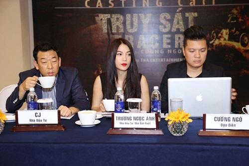 Dàn sao Việt đi casting phim mới của Trương Ngọc Ánh - 3
