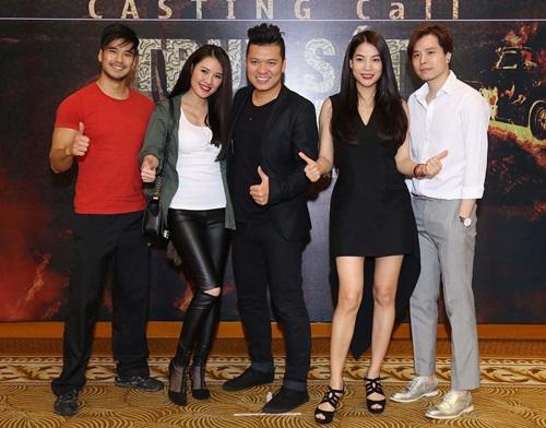 Dàn sao Việt đi casting phim mới của Trương Ngọc Ánh - 4
