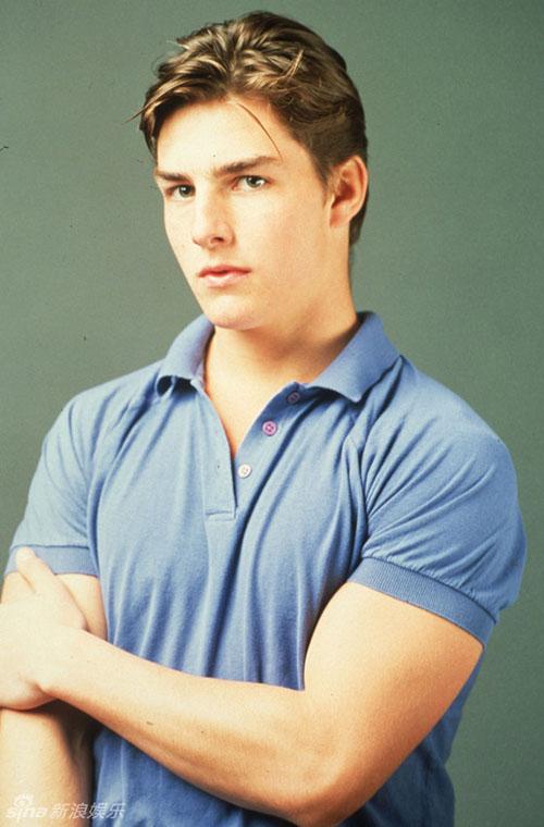 Loạt ảnh thời niên thiếu điển trai của Tom Cruise - 1