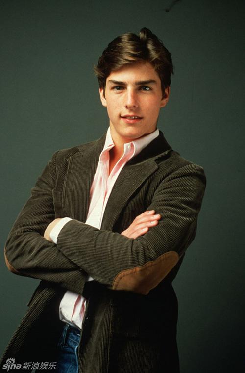 Loạt ảnh thời niên thiếu điển trai của Tom Cruise - 2