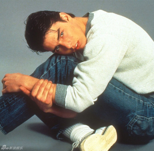 Loạt ảnh thời niên thiếu điển trai của Tom Cruise - 3
