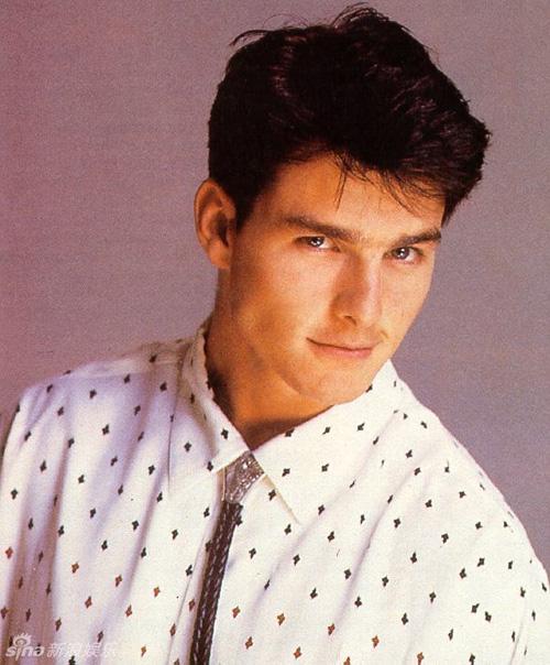 Loạt ảnh thời niên thiếu điển trai của Tom Cruise - 4