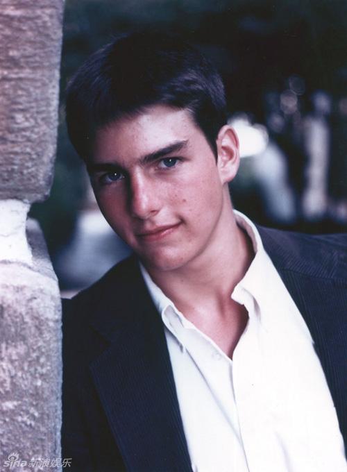 Loạt ảnh thời niên thiếu điển trai của Tom Cruise - 6