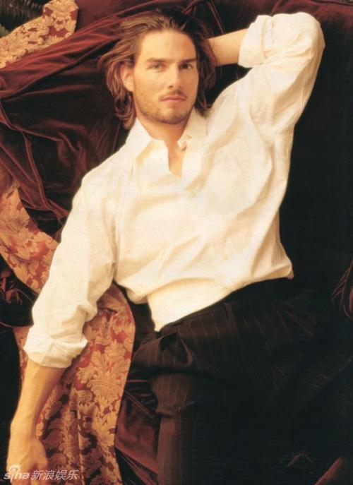 Loạt ảnh thời niên thiếu điển trai của Tom Cruise - 8