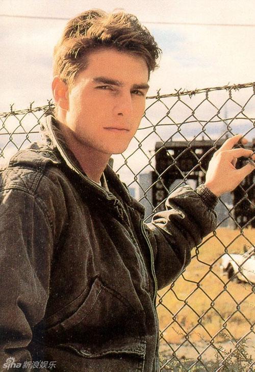 Loạt ảnh thời niên thiếu điển trai của Tom Cruise - 9